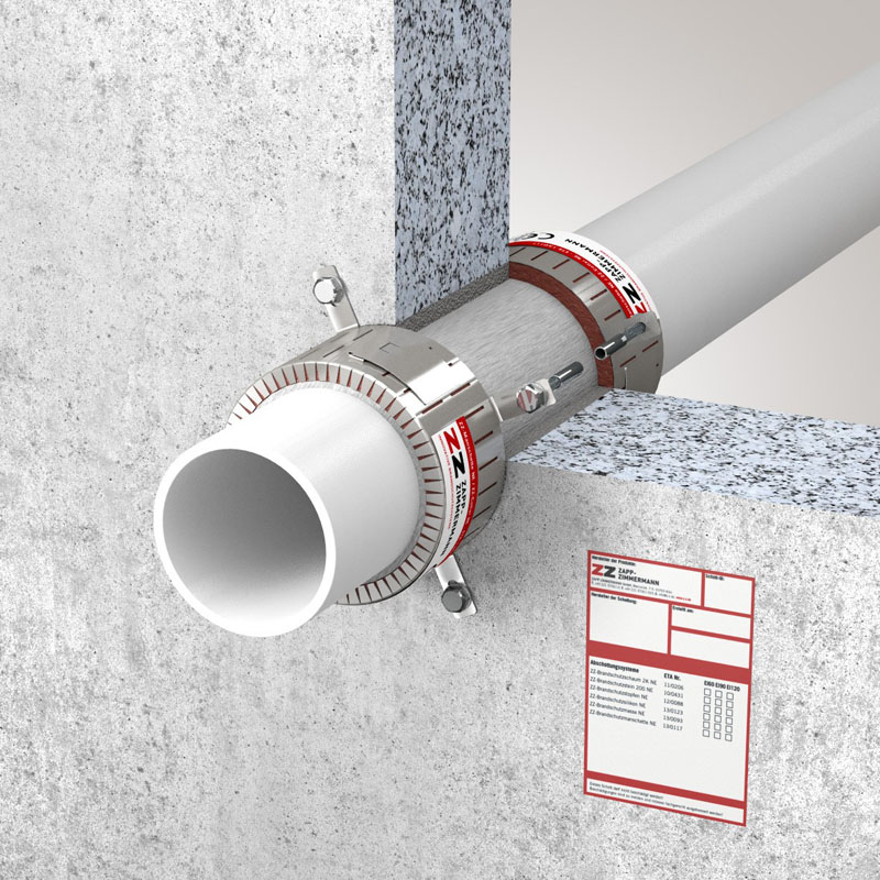 Apologise, that conduit wall penetration sealant