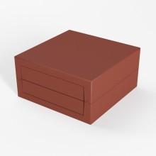 ZZ-Box BDS (2 Boxhälften, 2 ZZ-Brandschutzinlays BDS)